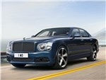 Bentley Mulsanne 6.75 Edition by Mulliner 2020