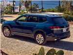 Volkswagen Atlas - Volkswagen Atlas 2021 вид сбоку