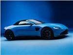 Aston Martin Vantage Roadster - Aston Martin Vantage Roadster 2021 вид сбоку