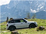 MINI Countryman - Mini Countryman 2021 вид сбоку