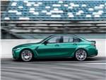 BMW M3 - BMW M3 Sedan (2021) вид сбоку