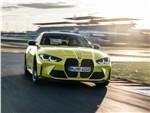 BMW M4 - BMW M4 Coupe Competition (2021) вид спереди