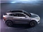 Jaguar E-Pace - Jaguar E-Pace (2021) вид сбоку сверху