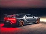 Bugatti Chiron Pur Sport - Bugatti Chiron Pur Sport (2021) вид сзади