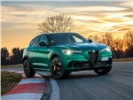 Alfa Romeo Stelvio Quadrifoglio (2020)