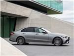 Mercedes-Benz C-Class - Mercedes-Benz C-Class (2022) вид сбоку
