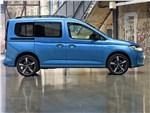 Volkswagen Caddy - Volkswagen Caddy (2021) вид сбоку