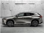 Lexus NX - Lexus NX (2022) вид сбоку
