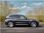 BMW X3 - BMW X3 (2022) вид сбоку