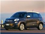 Fiat 500L - Fiat 500L 2014 вид сбоку