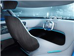 Mercedes-Benz Vision Tokyo Concept 2015 водительское место