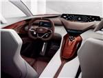 Acura Precision concept 2016 салон