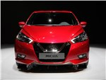 Nissan Micra - Nissan Micra 2017 вид спереди