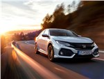 Honda Civic 2017 Европейская штучка