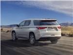 Chevrolet Traverse - Chevrolet Traverse (2021) вид сзади