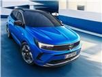 Opel Grandland - Opel Grandland (2022) вид спереди сверху
