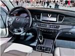 Hyundai Equus - Hyundai Equus 2013 водительское место