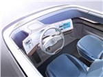 Volkswagen Budd-e Concept 2016 салон