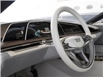 Cadillac Escala Concept 2016 водительское место