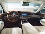 Lexus LS - Lexus LS500 2017 салон