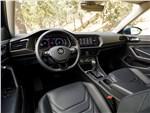 Volkswagen Jetta - Volkswagen Jetta 2019 салон