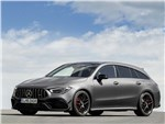 Mercedes-Benz CLA45 S AMG 4Matic Shooting Brake 2020