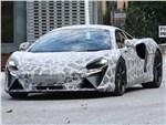 McLaren Hybrid Supercar Spy