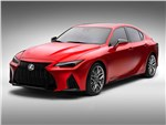 Lexus IS 500 F Sport Performance (2022)