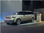 Land Rover Range Rover (2021) вид спереди