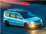 Представительскую версию Lada Largus оценили в 650 тысяч рублей