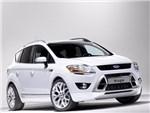 В России стартовал прием заказов на новую версию кроссовера Ford Kuga