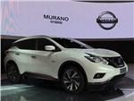 Nissan Murano гибрид 2016