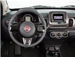 Fiat Mobi - Fiat Mobi 2017 водительское место