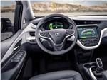 Opel Ampera-e 2017 водительское место