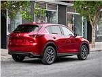 Mazda CX-5 2017 вид сзади сбоку