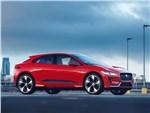 Jaguar I-PACE 2017 концепт