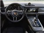 Porsche Panamera S E-Hybrid - Porsche Panamera Turbo S E-Hybrid 2018 салон