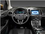 Ford Edge 2017 водительское место
