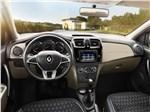 Renault Logan 2018 салон