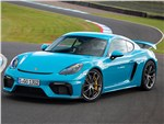 Porsche 718 Cayman GT4 2020