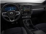 Volvo XC40 Recharge (2020) салон