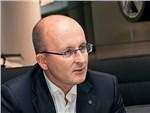 Ян Кароль Мадея, генеральный директор АО «Мерседес-Бенц РУС»