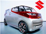 Suzuki Air Triser concept 2015 вид спереди