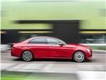 Mercedes-Benz E-Class - Mercedes-Benz E-Klasse 2017 вид сбоку