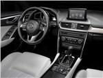 Mazda CX-4 2017 салон