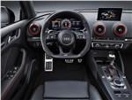 Audi RS3 - Audi RS3 Sedan 2017 салон