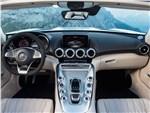 Mercedes-Benz AMG GT C - Mercedes-AMG GT C Roadster 2017 салон