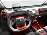 Citroen C-Aircross Concept 2017 водительское место