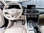 Hyundai Genesis G70 - Genesis G70 2018 салон