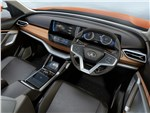 Tata H5X - Tata H5X Concept 2018 салон